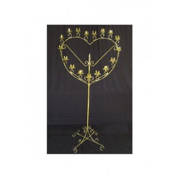 17 Arm Candle Holder –...