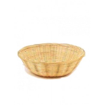 Bun Basket Wicker