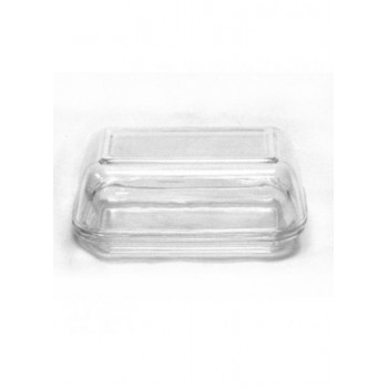 Butter Dish W/- Lid