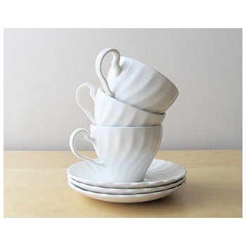 Cup & Saucer Rgw