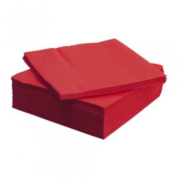 2 Ply Napkins (30 Or 20) – Red