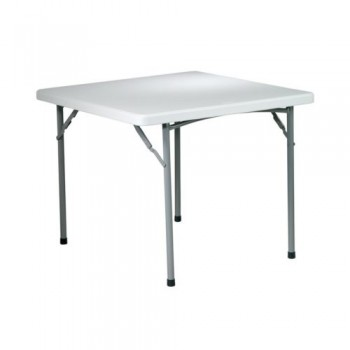 Card Table 36″ x 36″ Plastic