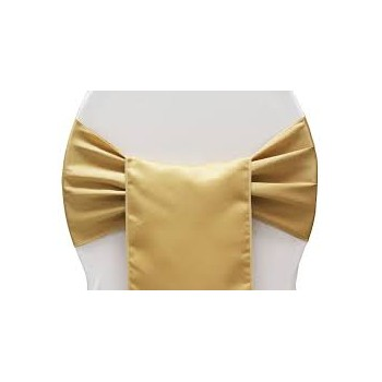 Sash Satin – Gold