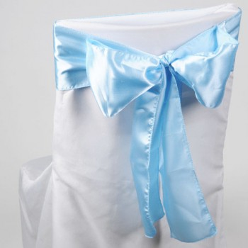 Sash Satin – Light Blue