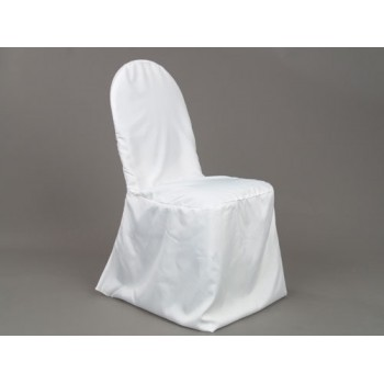 Chair Cover White (Spandex)