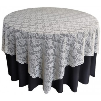 Lace Toppers 36 X 36