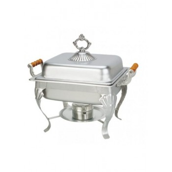 3qt Chafer (sq) Fancy