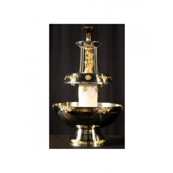 5 Gal. S/s Gold Punch Fountain