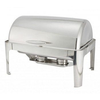 7 qt. Chafer Deluxe Roll Top