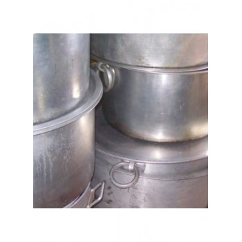 Large Flat Cooking Pots 120...