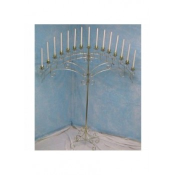 15 Arm Candle Holder – Arch