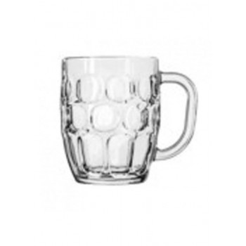 20oz Dimple Beer Mug