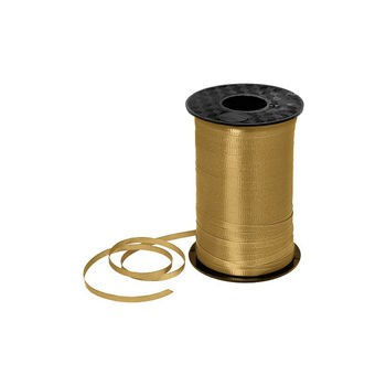 Curling Ribbon – Gold