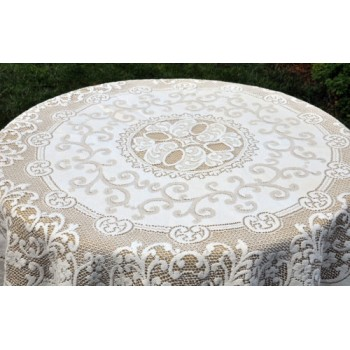 Lace Toppers 70 Round