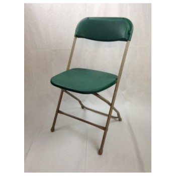 Teal Folding Chair