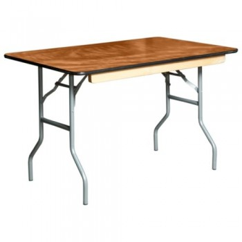 Banquet Table 30 X 4 ft