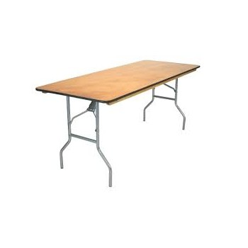 Banquet Table 30 X 8 ft