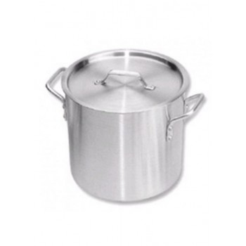 Large Flat Cooking Pots 40 Qt.