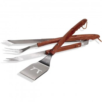 3 Piece BBQ Utensil Set