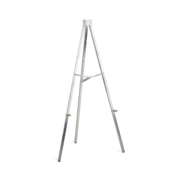Silver Display Easel