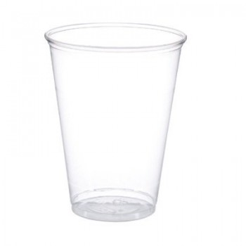 10 OZ Clear Plastic Cups...