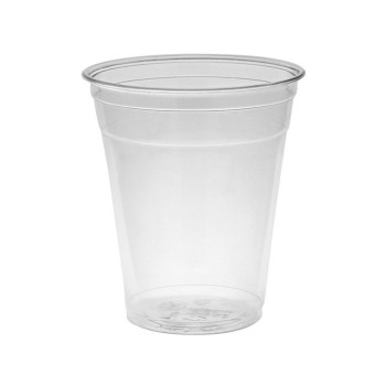 14 OZ Clear Plastic Cups...