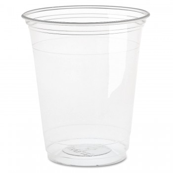 16 OZ Clear Plastic Cups...